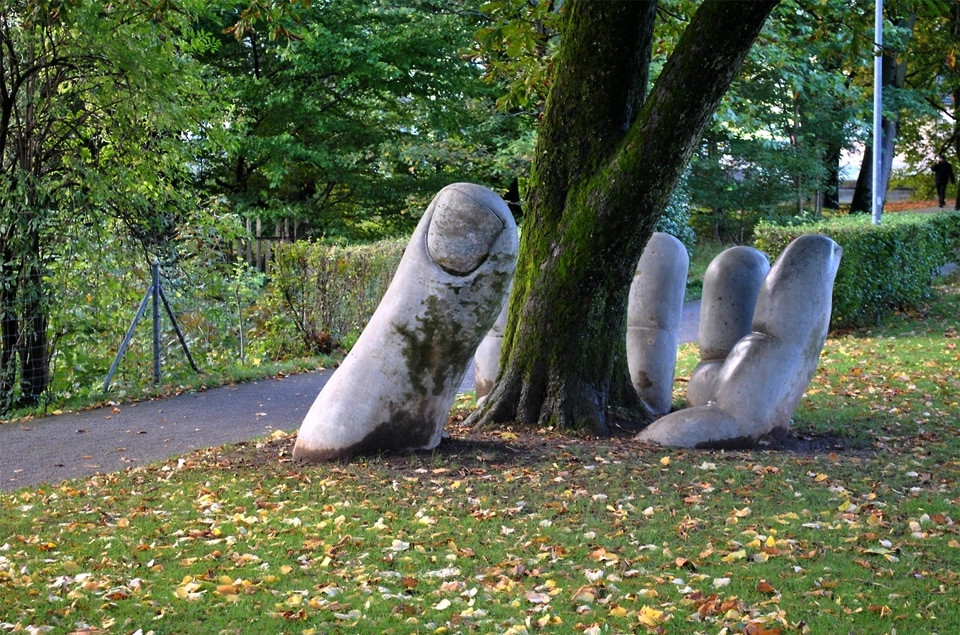 Осторожная Рука, Гларус, Швейцария
