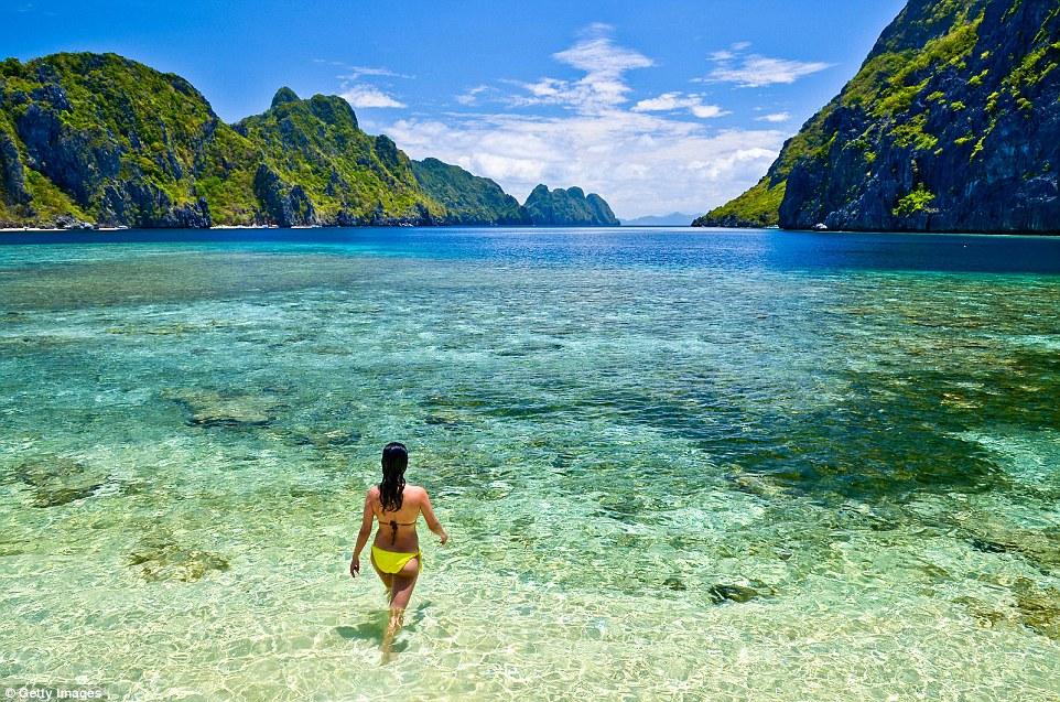 Потрясающие пляжи Филиппины