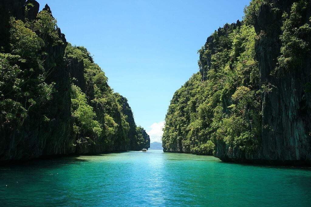 Природа Филиппины
