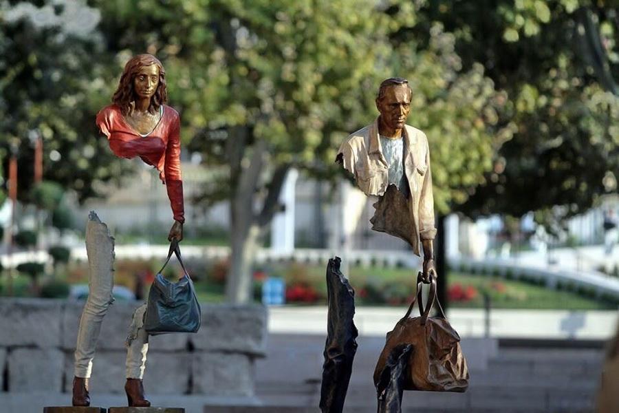 Путешественники, Бруно Каталано, Марсель, Франция