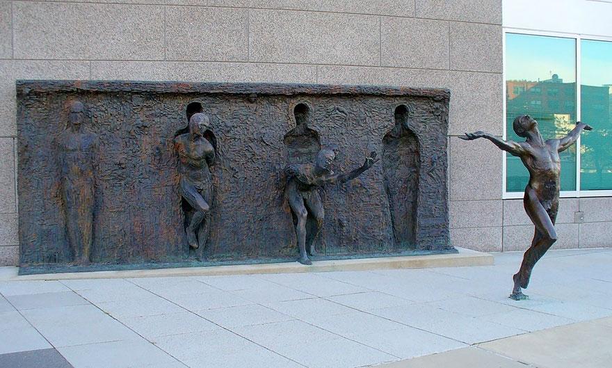 Свобода, Зенос Frudakis, Филадельфия, Пенсильвания, США
