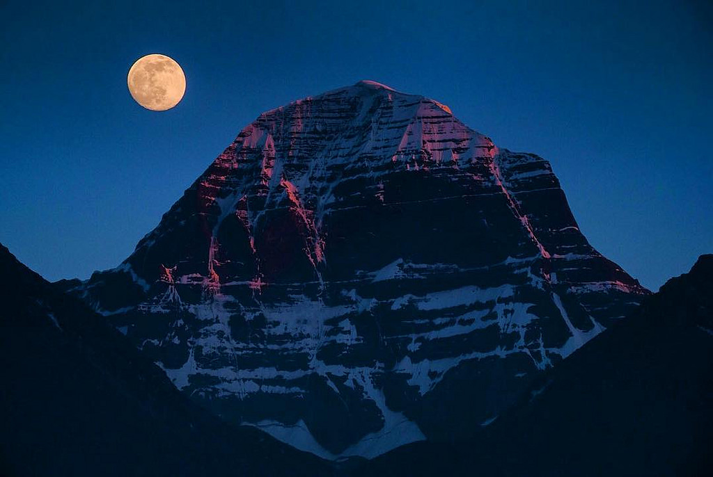 Таинственная Гора Кайлаш
