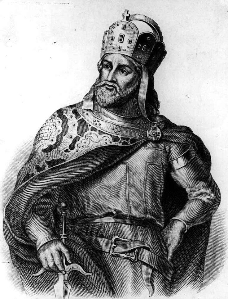 Фредерик Барбаросса император Рима