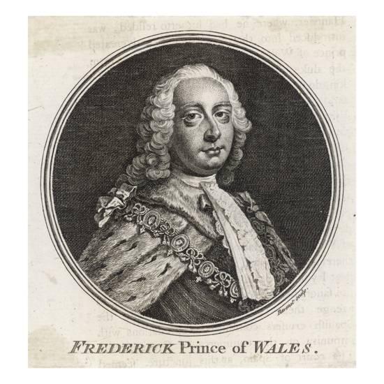 Фредерик Луи принц Уэльский