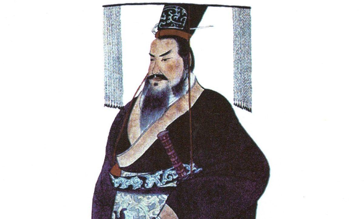 Цинь Ши Хуанди император Китая