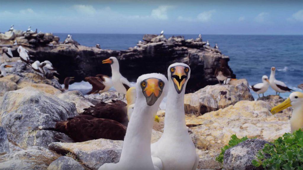открытие Галапагосских островов