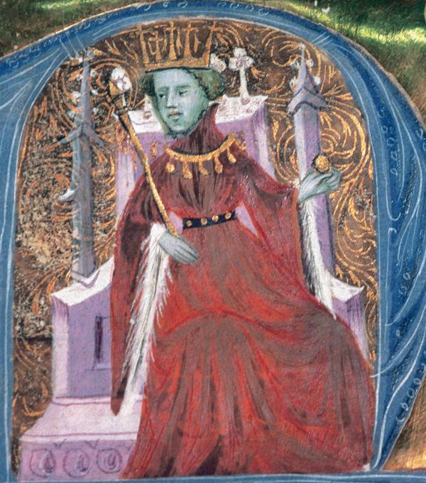 Martin II Король Сицилии, король Арагона, Валенсии, Сардинии и Корсики, граф Барселоны