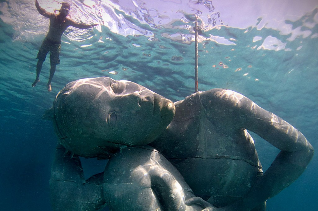 Ocean Atlant, Jason Dekers Taylor, Нассау, Багамские Острова