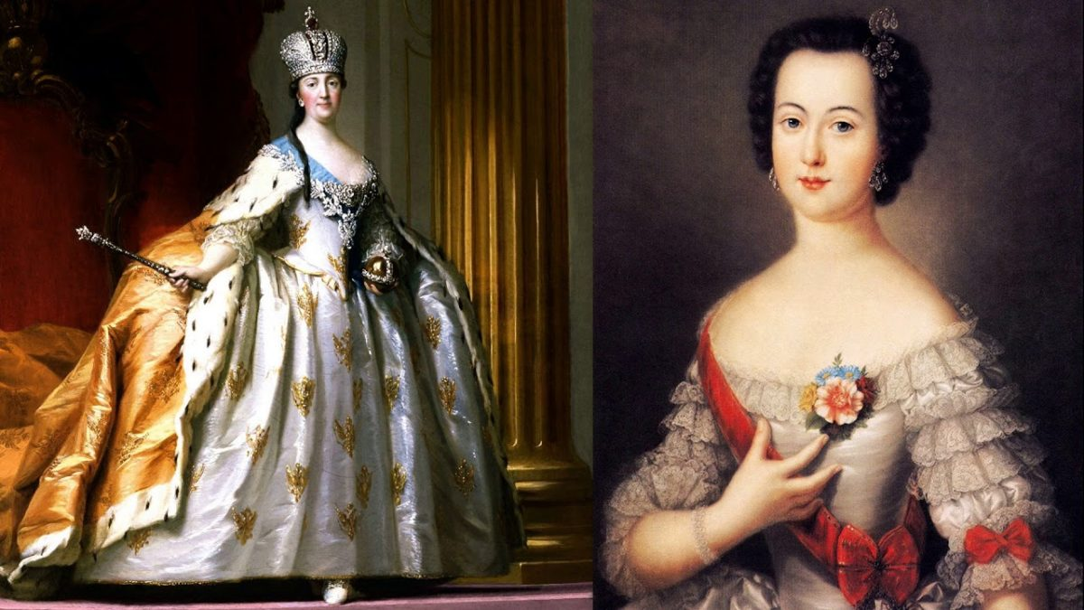 Екатерина Великая (1729-1796)