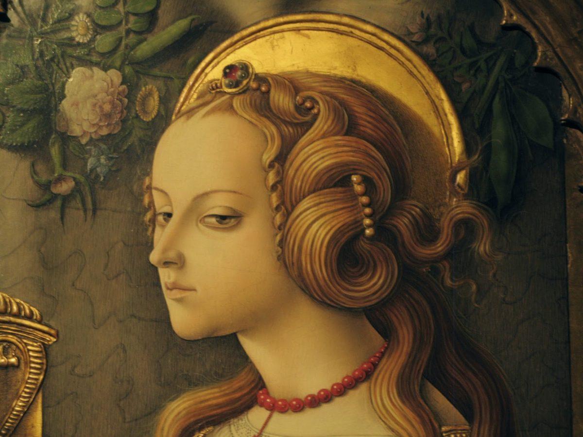 Мария Магдалина (дата рождения и смерти неизвестна)