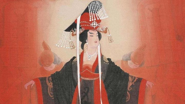 У Цзэтянь (625-705)