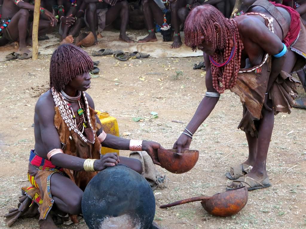 Женщины в Африке и обрезание