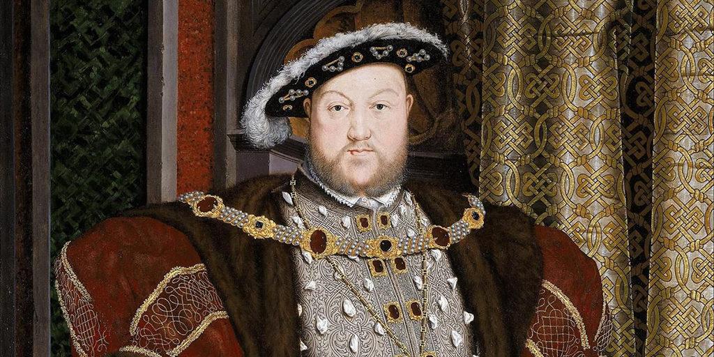 Генрих VIII, Английский
