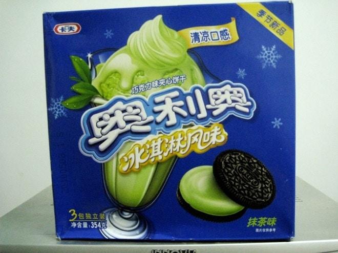 Китай Печенье Орео Зеленый Чай