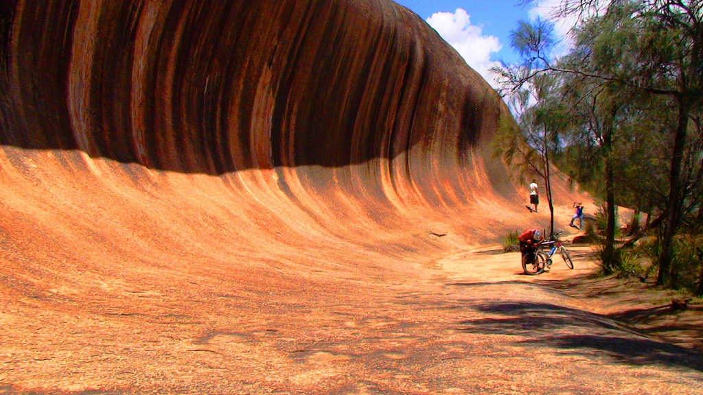 Wave Rock Австралия