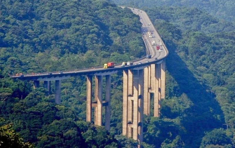 Дорога Смерти, Бразилия
