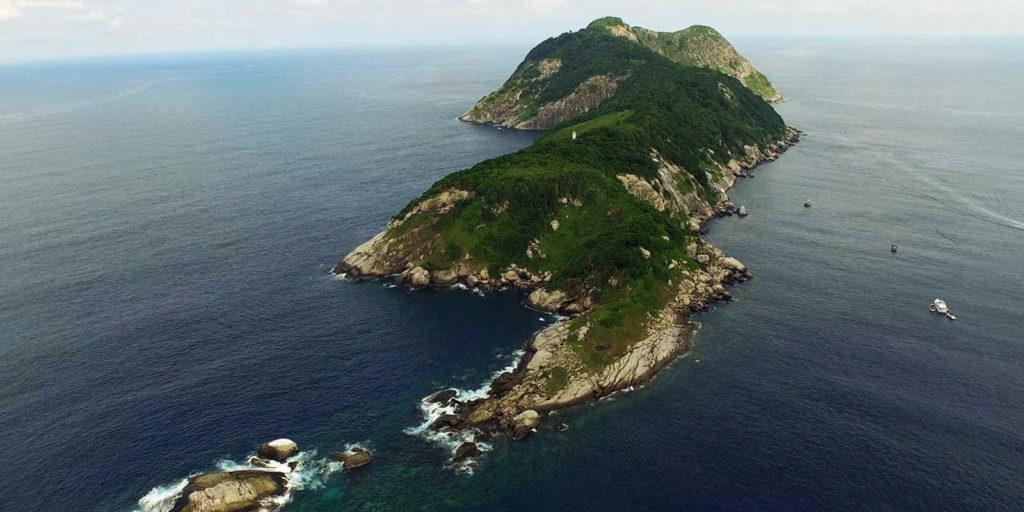 Кеймада-Гранди - змеиный остров