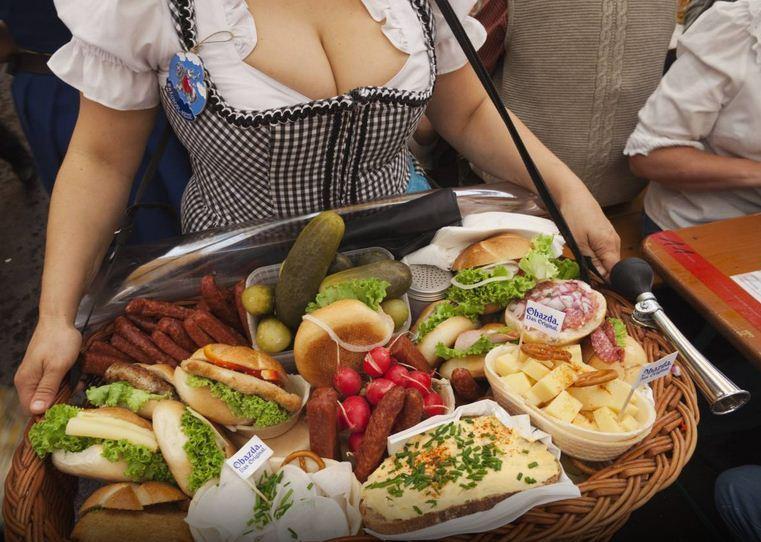 Германия еда