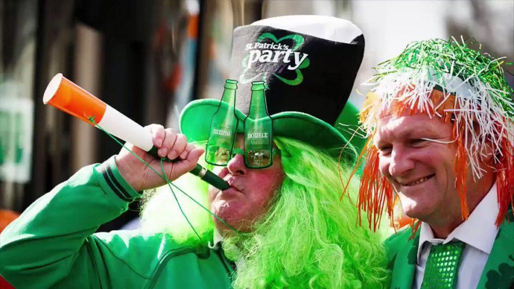 Ирландия еда и пиво