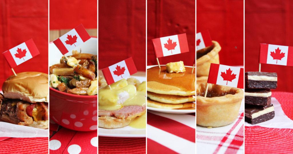 Канада еда