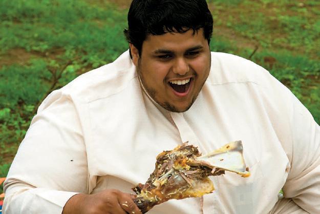 ОАЭ ожирение