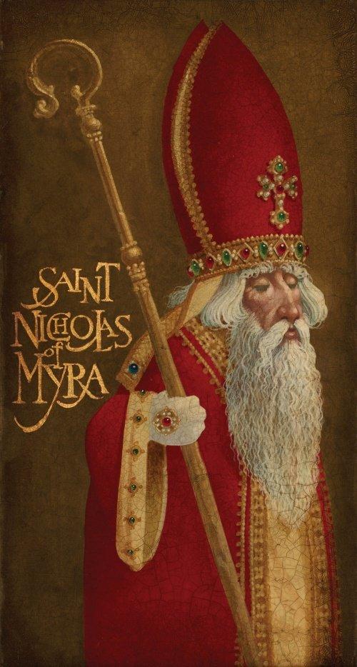 Святой Николай (Санта Клаус)