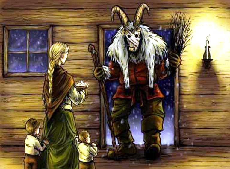 йольский козел