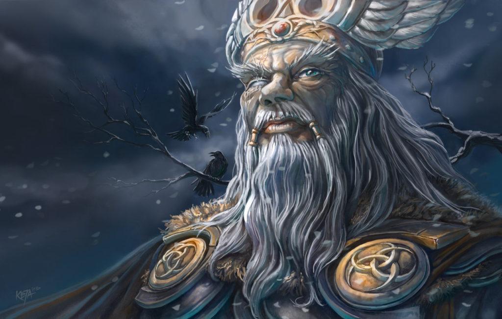 норвежский бог Один
