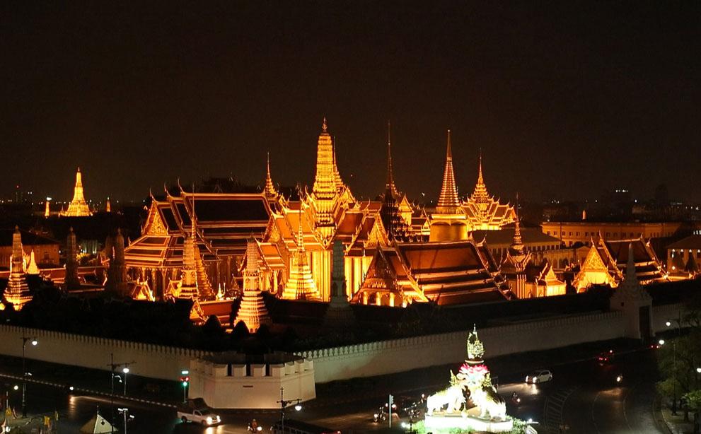 Grand Palace, Таиланд