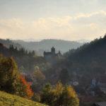 Аномальный Лес Хойя, Румыния