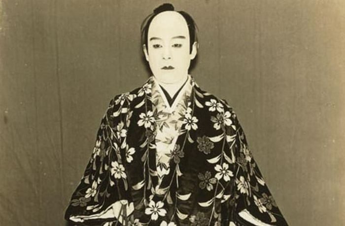 мужчина-гейша