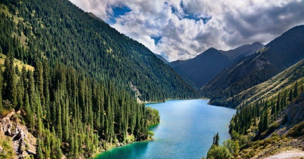 Озера Кольсай и Каинды