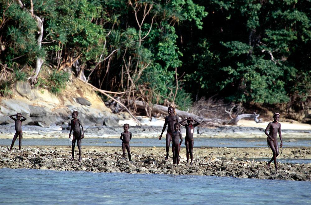 Северный Остров Сентинел, Андаманские Острова