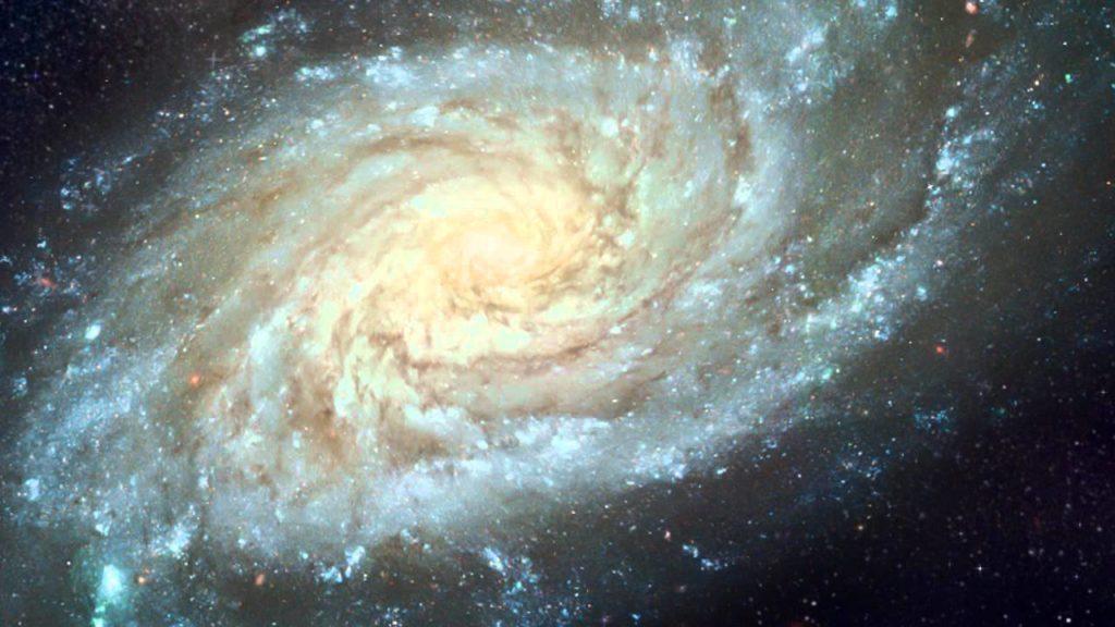 GALAXY NGC 3370