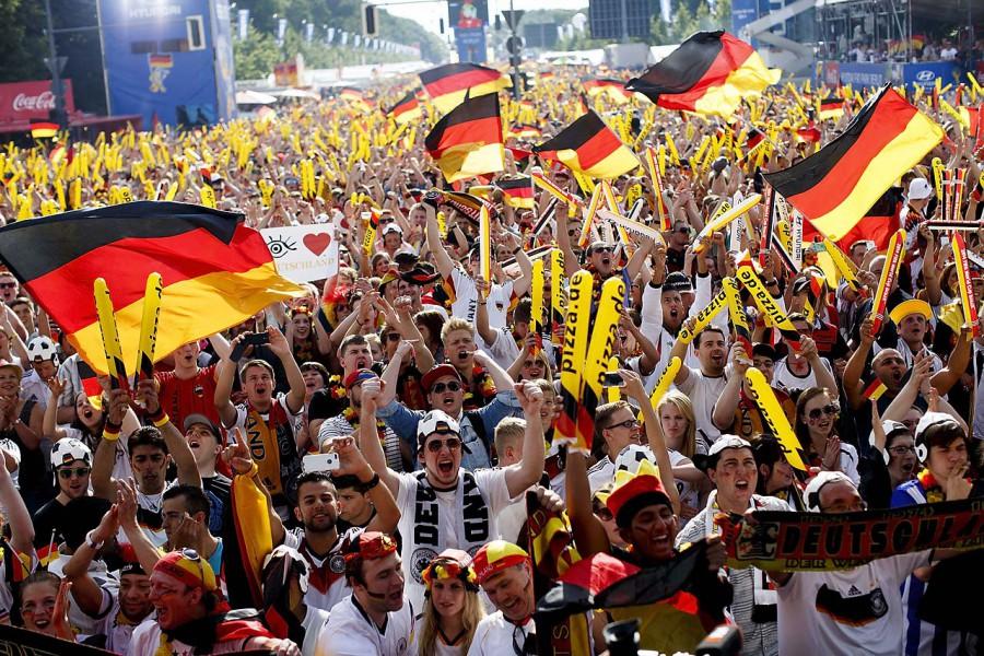 день объединения Германия