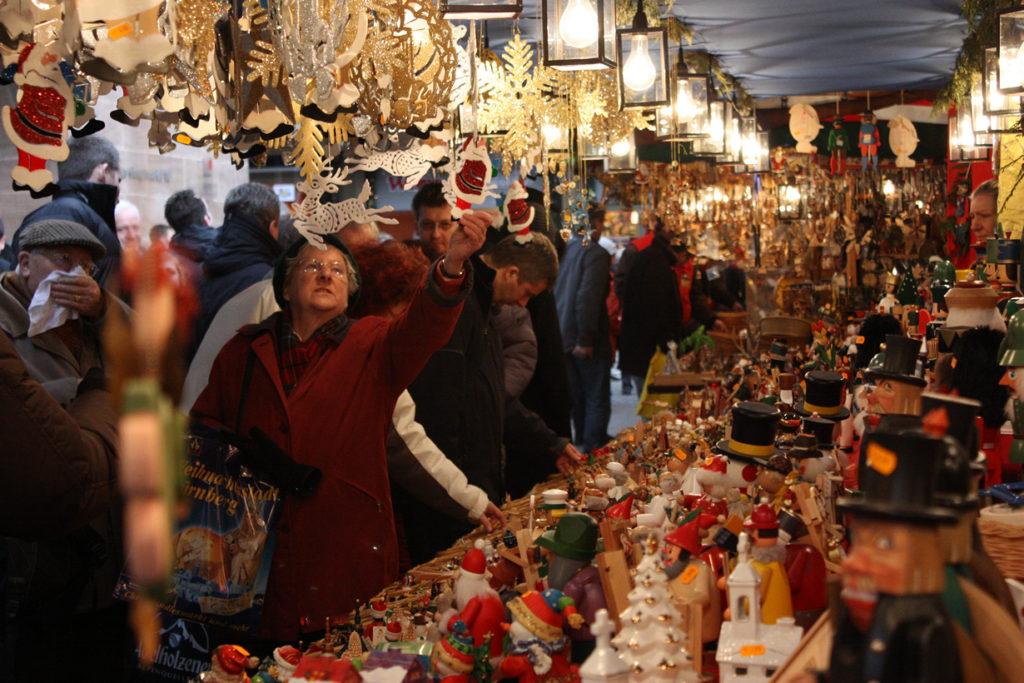 рождество Германия