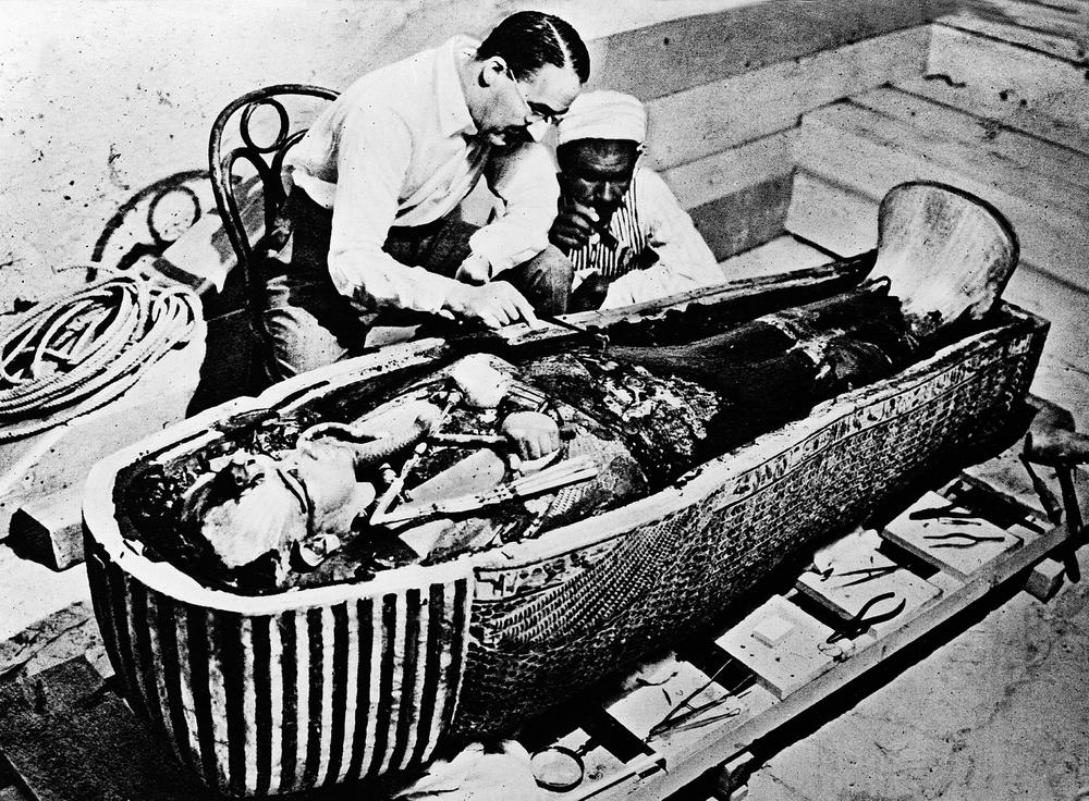 гнев мумии