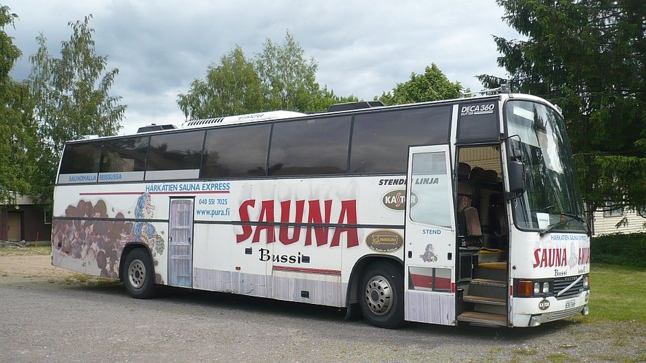 сауна-автобус