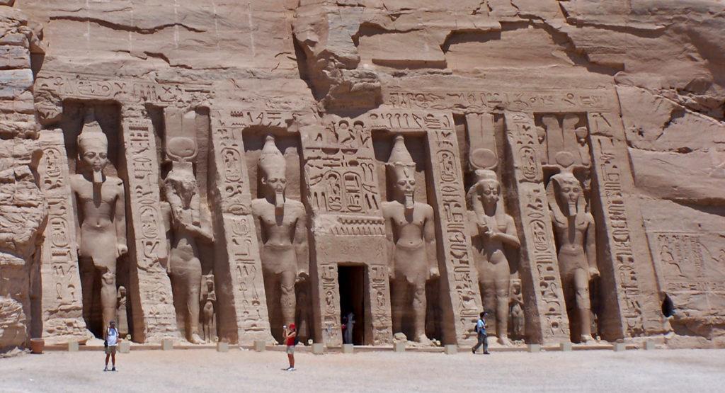 У Царицы Нефертити Был Свой Храм