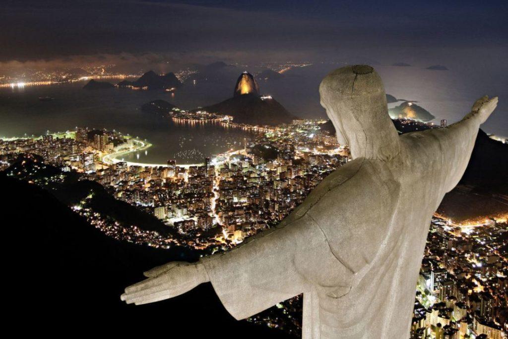 ХРИСТОС ИСКУПИТЕЛЬ, БРАЗИЛИЯ