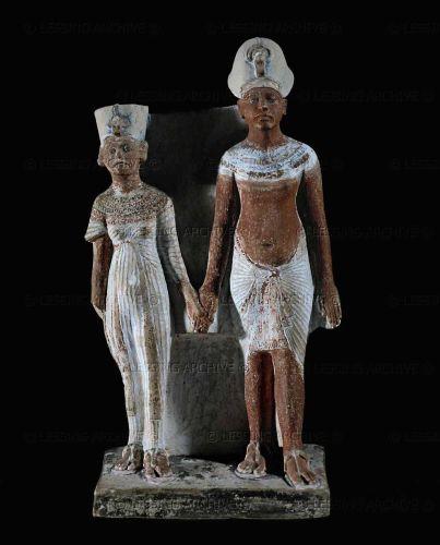 Нефертити Могла Быть Двоюродной Сестрой Своего Мужа