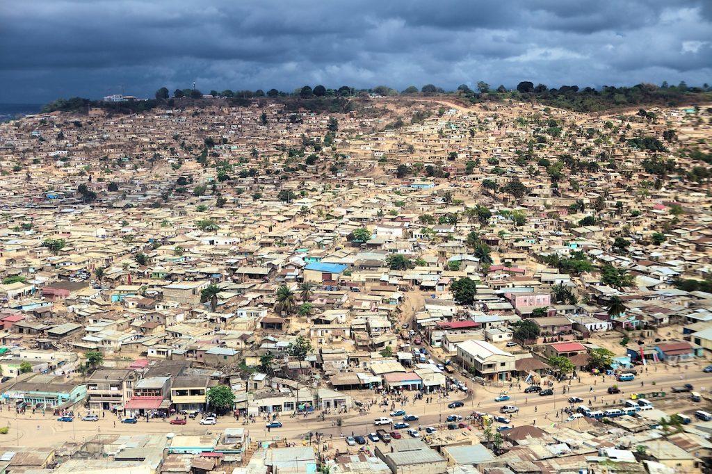 Кабинда, Ангола