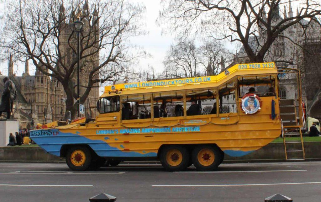 Утиные автобусы