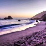 8 самых красочных пляжей в мире