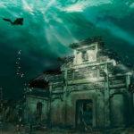 Таинственные затонувшие города Древнего мира