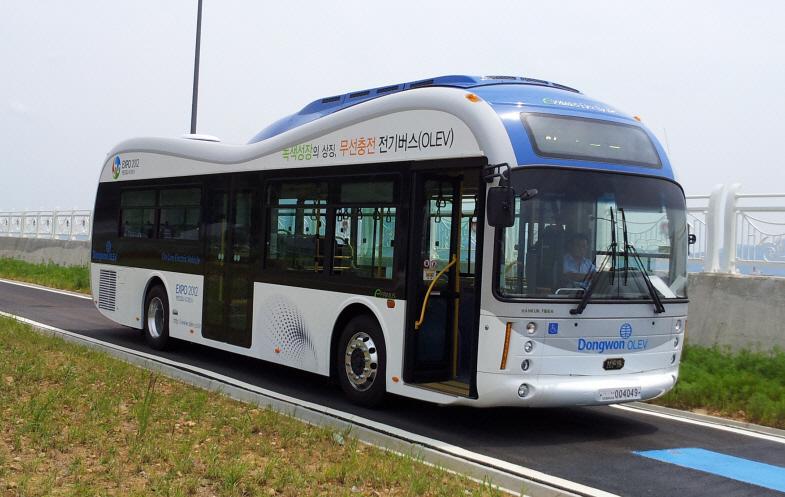 Электроавтобусы