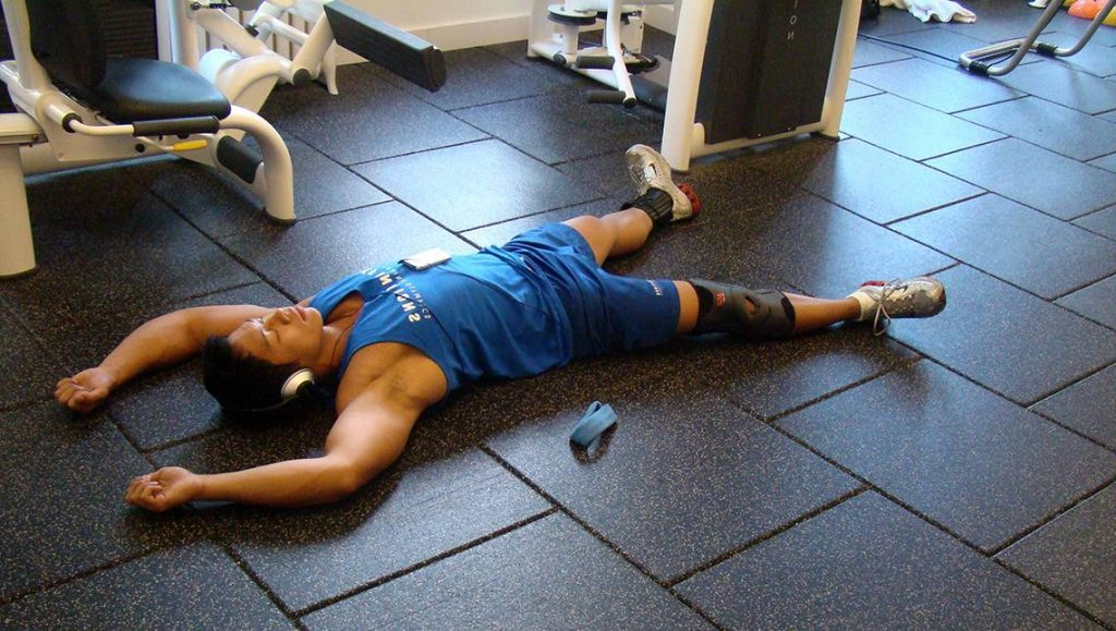 Восстановление после тренировки