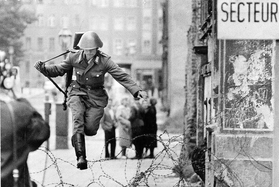 Побег из восточной Германии