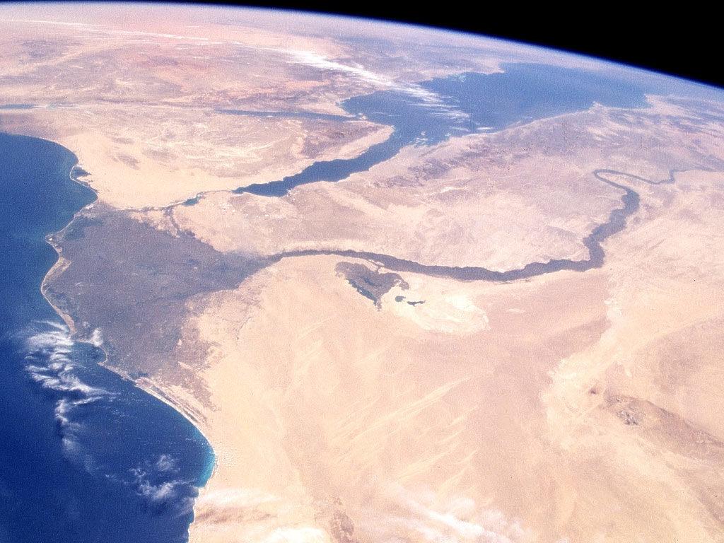 Самая длинная река в мире-Нил