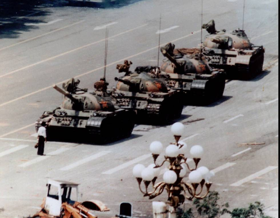 Человек и танк